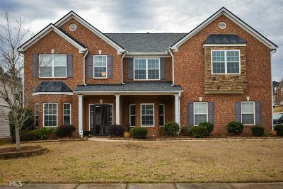 Lithia Springs Single Family Home Under Contract: 7898 Alta Ct