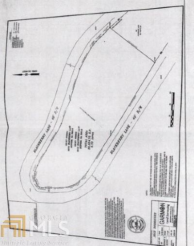 Buford Residential Lots & Land Under Contract: 6004 Blackberry Ln