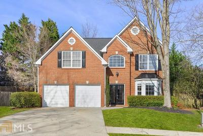 Kennesaw Single Family Home Under Contract: 4384 Kenton Pt