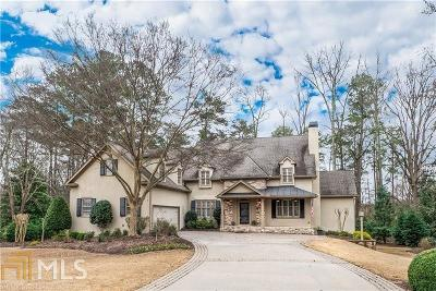 Johns Creek Single Family Home Under Contract: 9245 Prestwick Club Dr