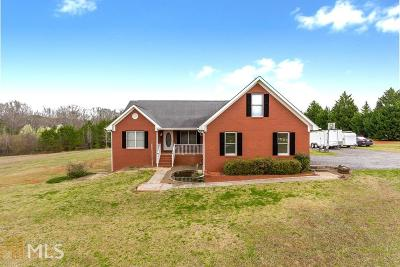 Jasper County Single Family Home For Sale: 699 Seven Island Rd