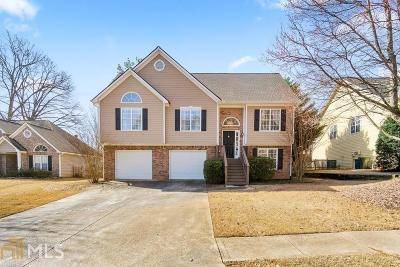 Kennesaw Single Family Home Under Contract: 2875 Cressington Bend