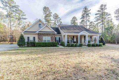 Haddock, Milledgeville, Sparta Single Family Home Under Contract: 108 NW Lake Dr
