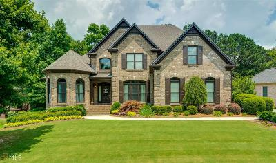 Grayson Single Family Home Under Contract: 2634 Chestnut Walk Dr
