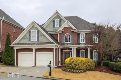 Brookhaven Single Family Home For Sale: 1213 Bluffhaven Way