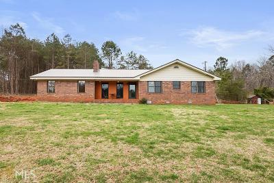 Dawson County Single Family Home For Sale: 3756 Afton Rd