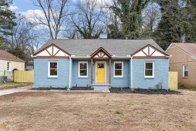 Westview Single Family Home For Sale: 1798 S Gordon St