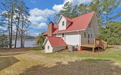 Hartwell Single Family Home Under Contract: 331 Tahoe Dr