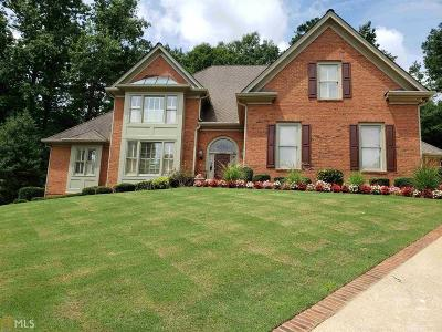 Dunwoody Single Family Home For Sale: 2228 Old Brooke Ln