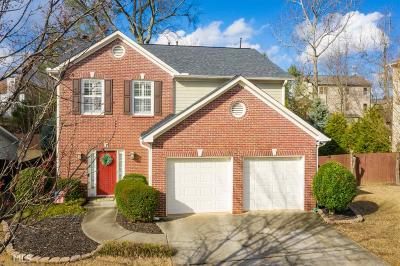 Johns Creek Single Family Home For Sale: 4840 Weathervane Dr