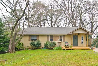 Smyrna Single Family Home For Sale: 829 Frances Dr