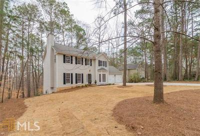 Milton Single Family Home Under Contract: 16115 Henderson Rd
