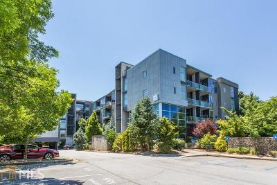 Arizona Lofts Condo/Townhouse Under Contract: 130 Arizona Ave #218