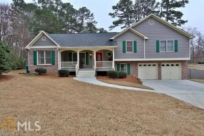 Snellville Single Family Home Under Contract: 3736 Rainbow Cir