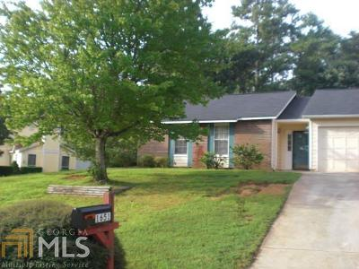 Conyers Rental For Rent: 1651 Rolling Hills Trl
