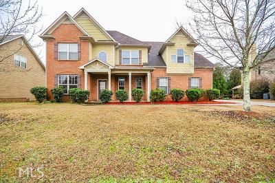 Dacula Single Family Home For Sale: 3127 Overlook Hill Pass