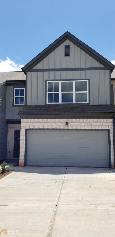 Winder Single Family Home For Sale: 45 Wisteria Ct #B8