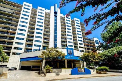 Ansley Above The Park Condo/Townhouse For Sale: 1130 Piedmont Ave #1007