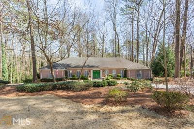 Tucker Single Family Home For Sale: 2655 Lake Rd