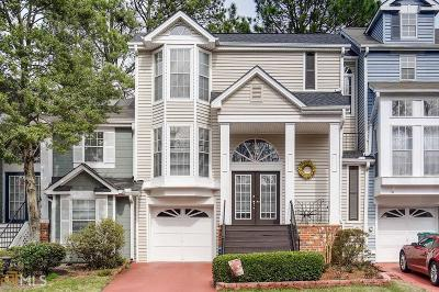 Smyrna Condo/Townhouse For Sale: 2218 Goodwood Blvd