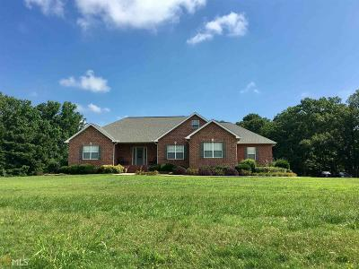 Elbert County, Franklin County, Hart County Single Family Home For Sale: 4144 Bowersville