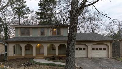 Stone Mountain Single Family Home For Sale: 515 Rue Montaigne