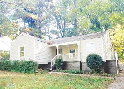 Westview Single Family Home For Sale: 770 Waters Dr