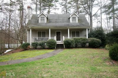 Kennesaw Single Family Home Under Contract: 3809 Allyn Dr