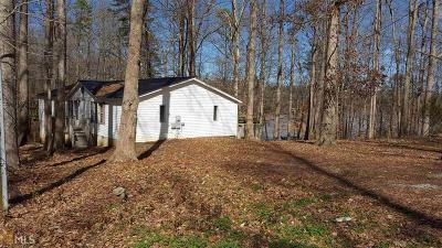 Franklin County Single Family Home Under Contract: 353 Old Chism Trl