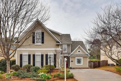 Avondale Estates Single Family Home Under Contract: 334 Ivy Glen Cir