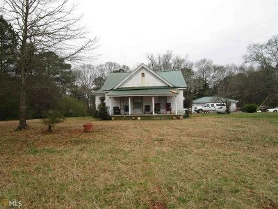 Rockdale County Single Family Home For Sale: 495 Oglesby Bridge
