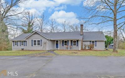 Cornelia Single Family Home For Sale: 770 Paradise Park Rd