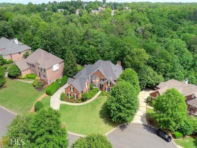 Alpharetta Single Family Home For Sale: 540 Brook Manor Dr