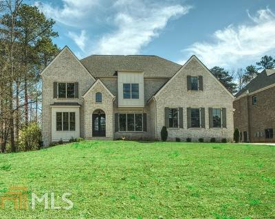 Marietta, Roswell Single Family Home For Sale: 318 Indian Hills Trl