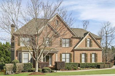 Dacula Single Family Home For Sale: 3580 Millwater Xing
