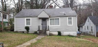 Grove Park Single Family Home For Sale: 1993 Baker Rd