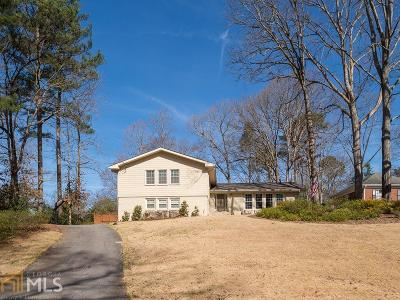 Brookhaven Single Family Home For Sale: 1358 Ragley Hall Rd
