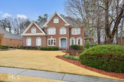 Snellville Single Family Home Under Contract: 2229 Bright Water Dr