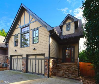 Single Family Home For Sale: 1041 Pine Grove Ave