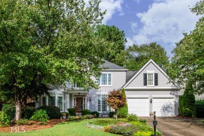 Dunwoody Single Family Home Under Contract: 2360 Briarleigh Way