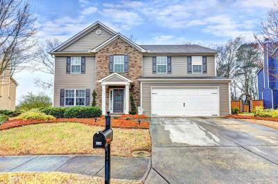 Braselton Single Family Home Under Contract: 814 New Liberty Way