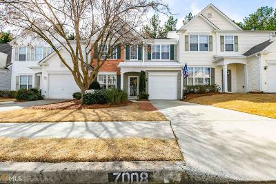 Roswell Condo/Townhouse Under Contract: 7008 Richland Ct