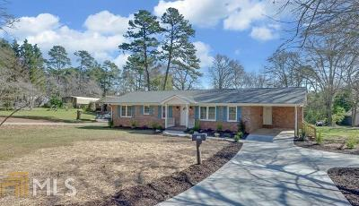 Hartwell Single Family Home Under Contract: 559 Athens