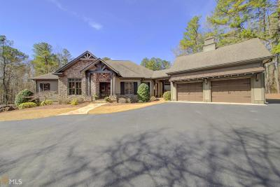 Fayetteville Single Family Home Under Contract: 155 Diamond Pt
