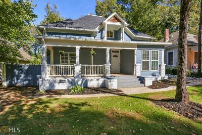 Atlanta Single Family Home For Sale: 741 SW Dill Ave