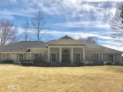Roswell Single Family Home Under Contract: 855 Oakhaven Dr