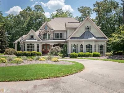 River Forest, River Forest Sub Single Family Home For Sale: 110 River Overlook