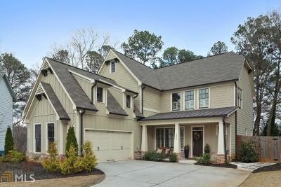 Atlanta Single Family Home Under Contract: 1806 Glenaire Ct