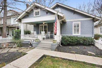 Single Family Home Under Contract: 1013 Highland Vw