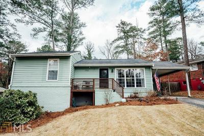 Smyrna Single Family Home For Sale: 1985 Kenwood